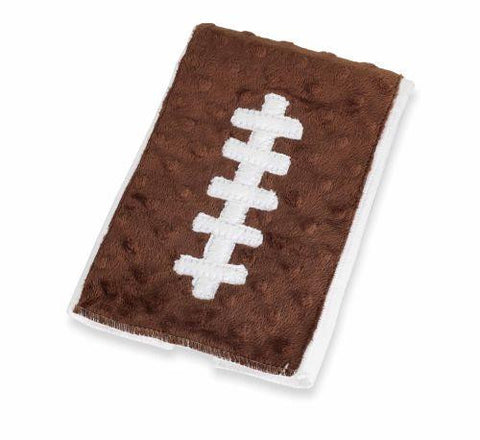 Mud Pie Football Burp Cloth!