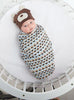 Mud Pie Bear Swaddle Set!
