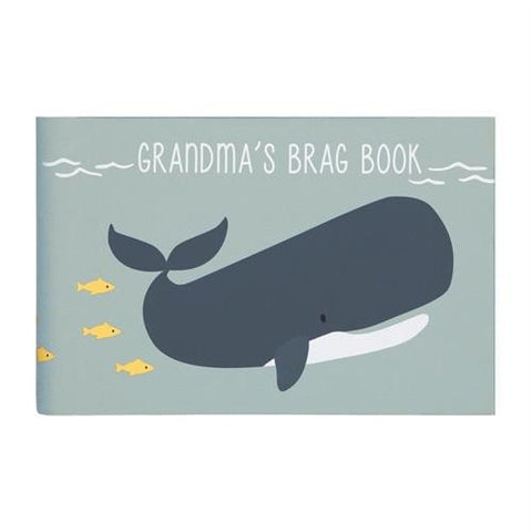 C.R. Gibson Under The Sea Grandma's Brag Book!