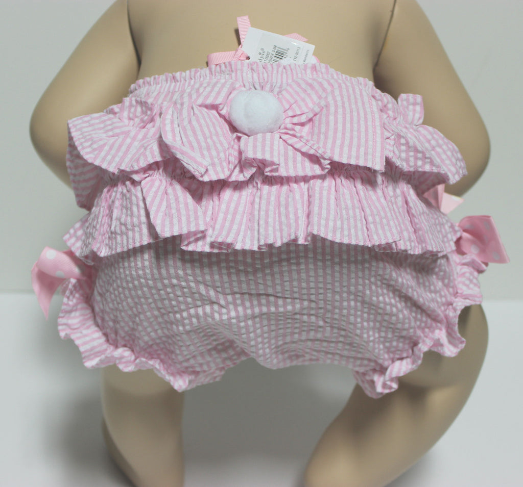 Mud Pie Bunny Bow Bloomer!