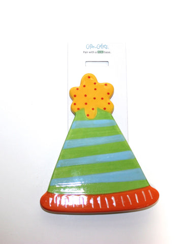 Coton Colors Party Hat Mini Attachment!