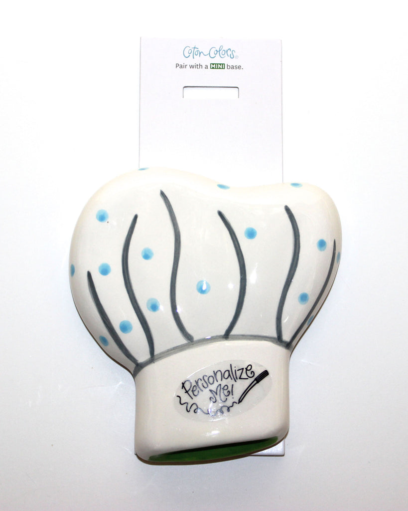 Coton Colors Chef Hat Mini Attachment!