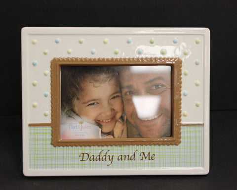 Nat & Jules Daddy and Me Frame