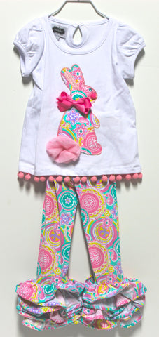Mud Pie Bunny Tunic and Leggings!
