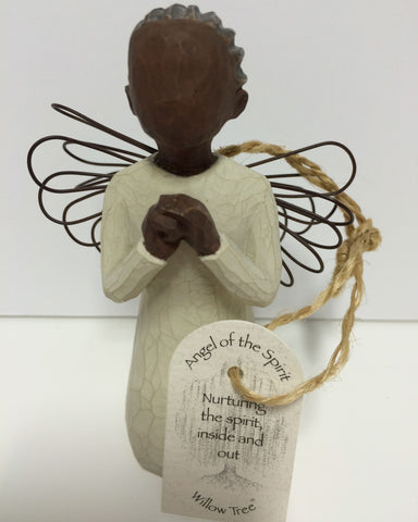 Willow Tree® Angel of the Spirit Ornament