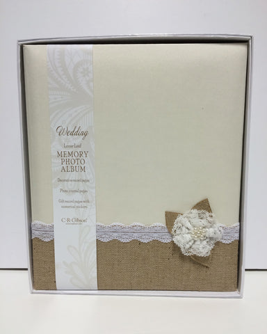 C. R. Gibson Moments Loose Leaf Memory Photo Album