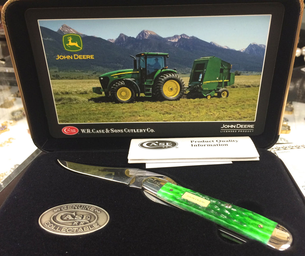 Case Knife: John Deere Collector Set