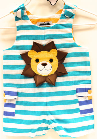 Mud Pie Safari Lion Shortall