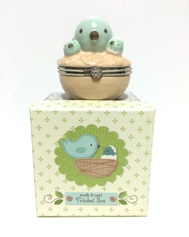 C.R. Gibson Nest Trinket Box!