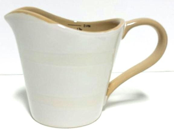 Coton Colors: Plank 2 Measuring Cup White