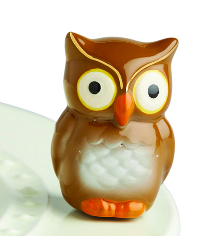 nora fleming mini: be whoo you are