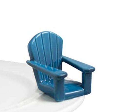 nora fleming mini: chilling chair