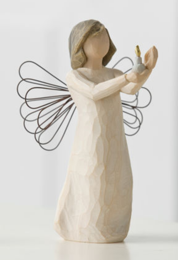 Willow Tree® Angel of Hope