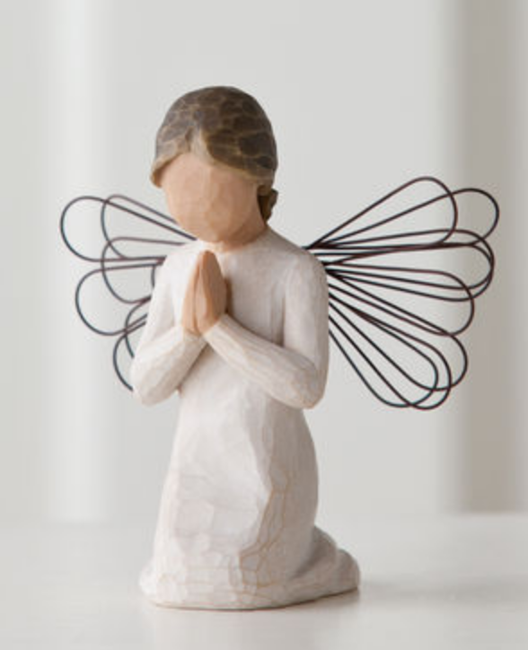 Willow Tree® Angel of Prayer