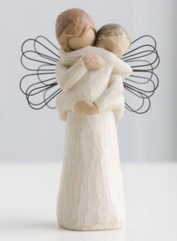 Willow Tree® Angel's Embrace Ornament