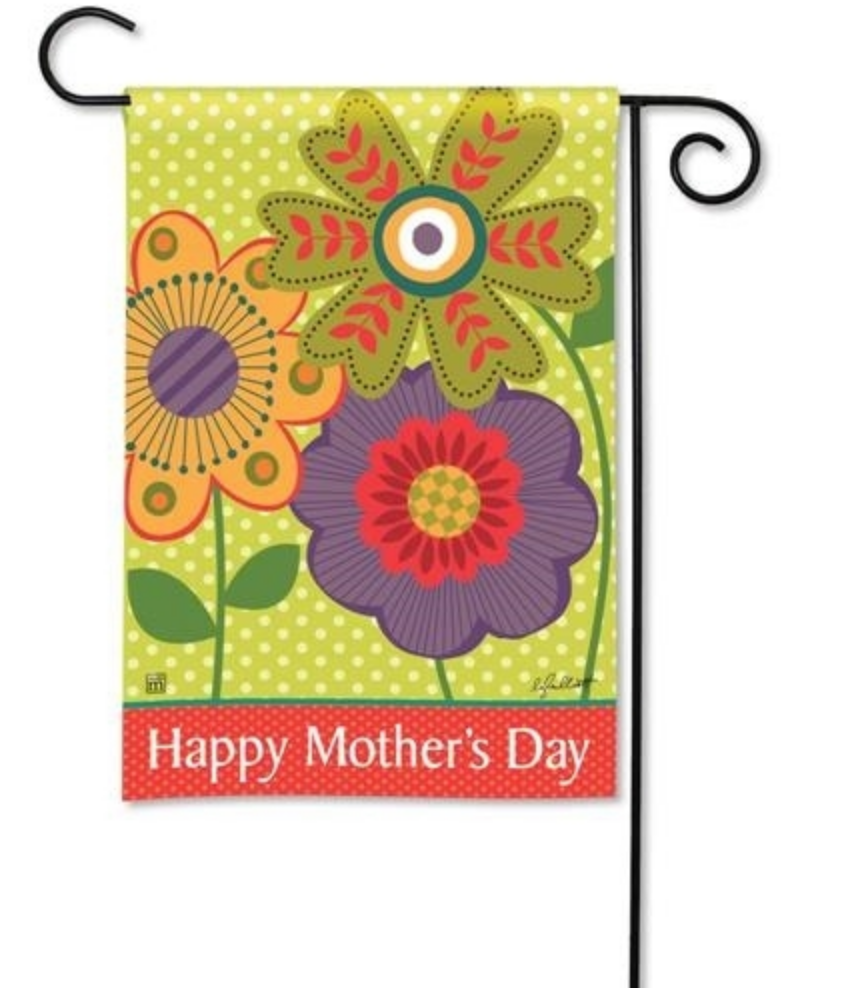 Garden Flag: Mom's Day