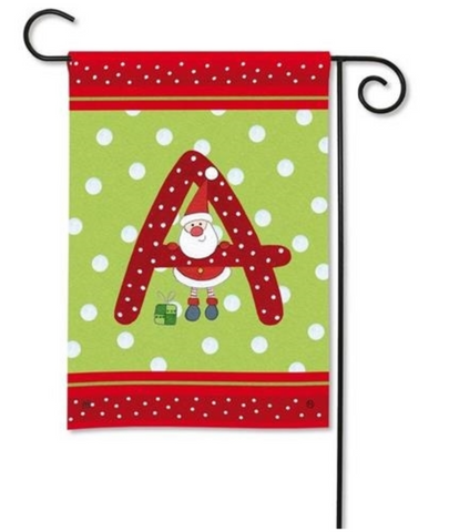 Garden Flag: Letters From Santa A
