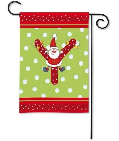 Garden Flag: Letters From Santa Y