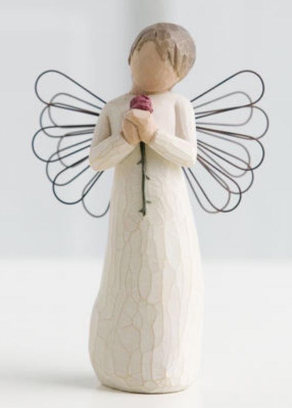 Willow Tree® Loving Angel
