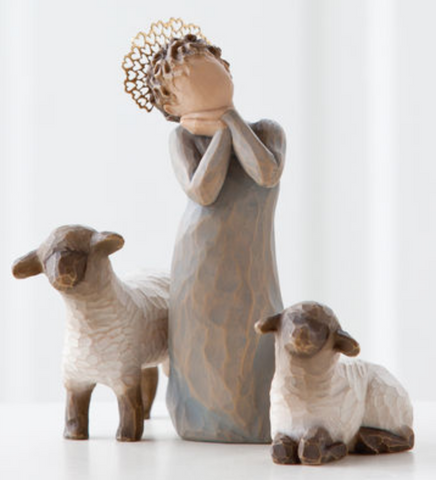 Willow Tree® Little Shepherdess