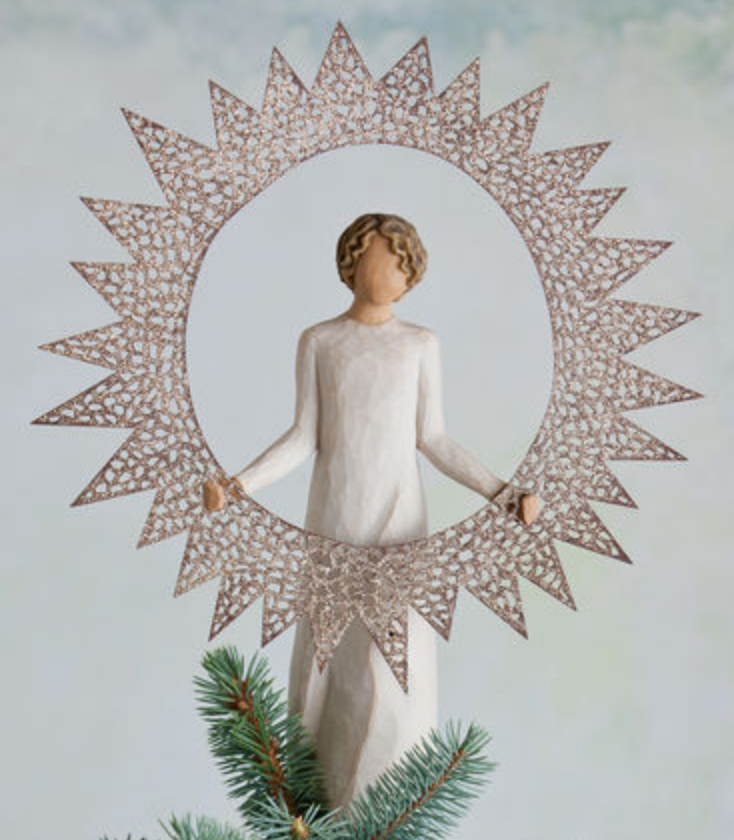 Willow Tree® Starlight Tree Topper
