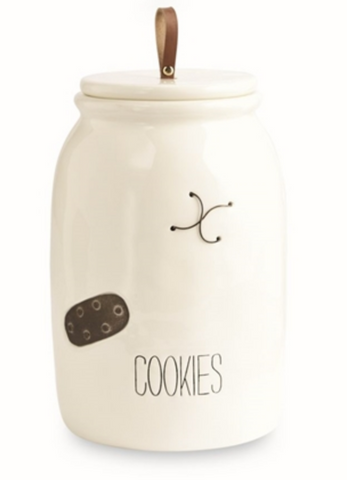 Mudpie: Bistro Cookie Jar