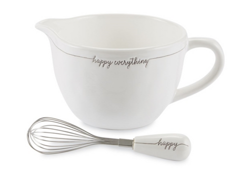 Mudpie: Happy Mixing Bowl Set