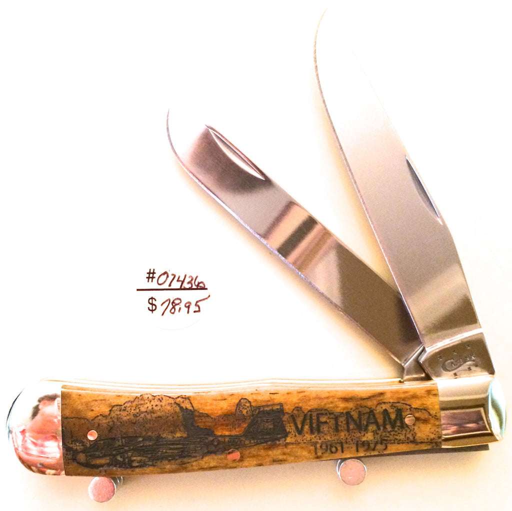 W. R. Case Knife Image XX War Series