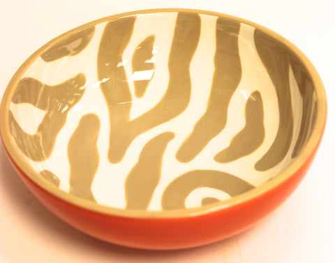 Coton Colors Zebra Bowl Big Attachment