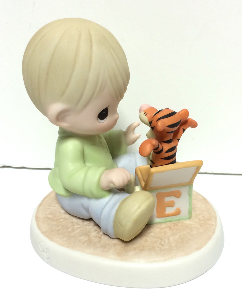 "Precious Moments ""The Wonderful Thing About Tiggers""!"