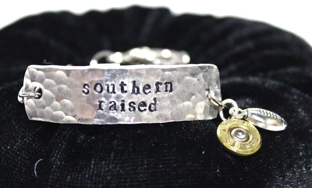 Klassy Rounds! Southern Raised Bracelet!