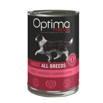 Beef Optima Nova Adult All Breeds