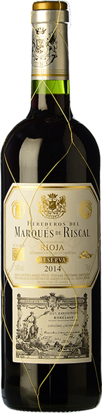 Marques de Riscal Reserva (Red)