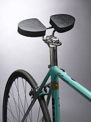 Spongy Wonder Bike Seat.  Runaway Bike.  Home of the HOT TUB and FOAM Bike Wash