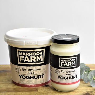 Marrook Farm Plain Yoghurt