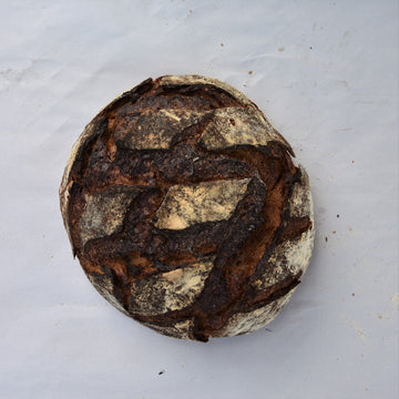 B. Sourdough Light Rye and Caraway round