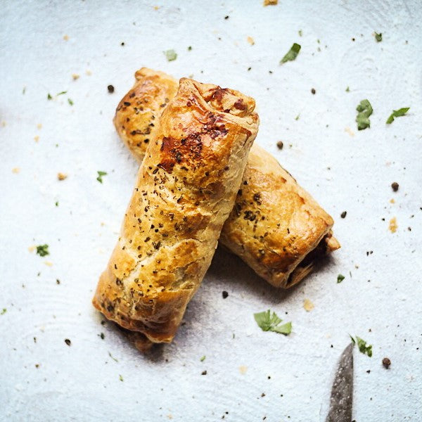 M. Beef Sausage Roll