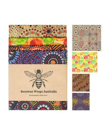 BW. Beeswax Wraps Value Packs