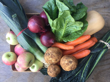 BL. Organic Seasonal Box