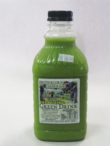 CM. Energizing Green Drink 1L