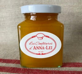 A. Mango and vanilla Jam