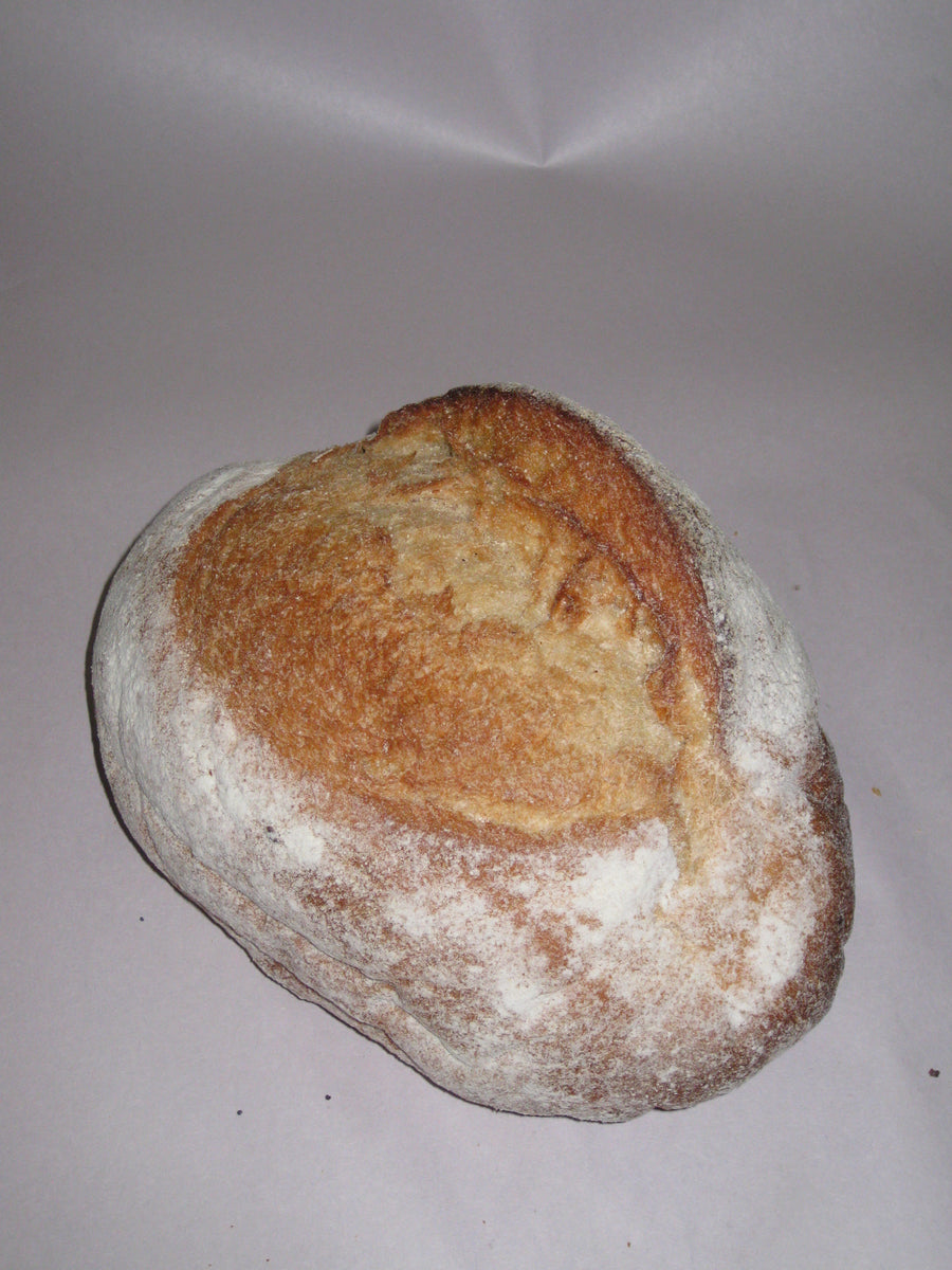 CM. Yeasted Sourdough