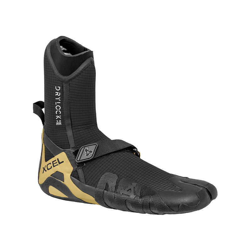 MENS DRYLOCK SPLIT TOE WETSUIT BOOT 3MM FA20
