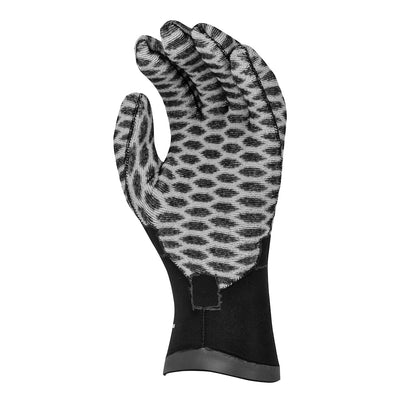 MENS DRYLOCK TEXTURE SKIN 5 FINGER GLOVE 3MM FA20