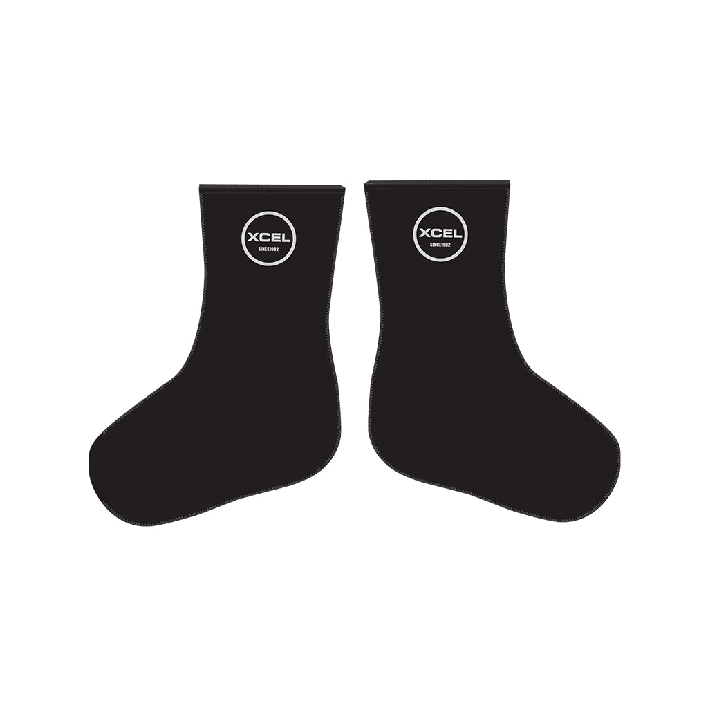 MENS FULL FIN SOCKS 2MM FA20