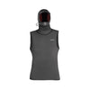 MENS INSULATE-X VEST W/2MM HOOD W/BILL & DAM FA20