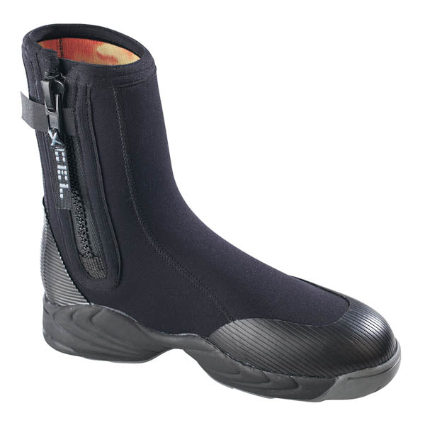 MENS MOLDED SOLE THERMOFLEX TDC DIVE BOOT 6.5MM DV20