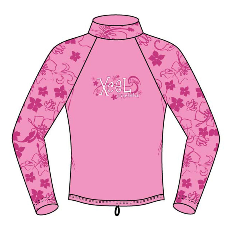 GIRLS L/S LYCRA SHIRT SP09