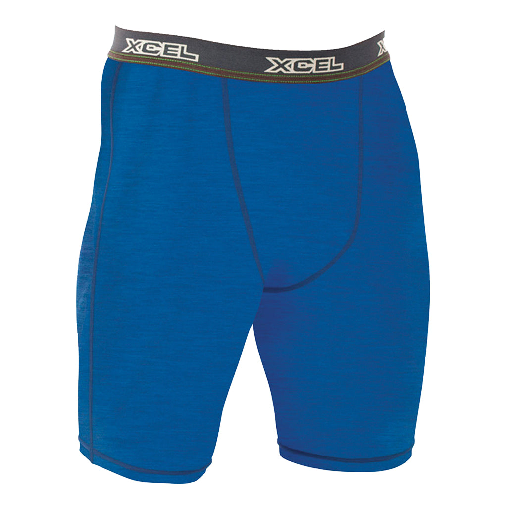 YOUTH HEATHERED VENTX UNDERSHORT 1 SP20