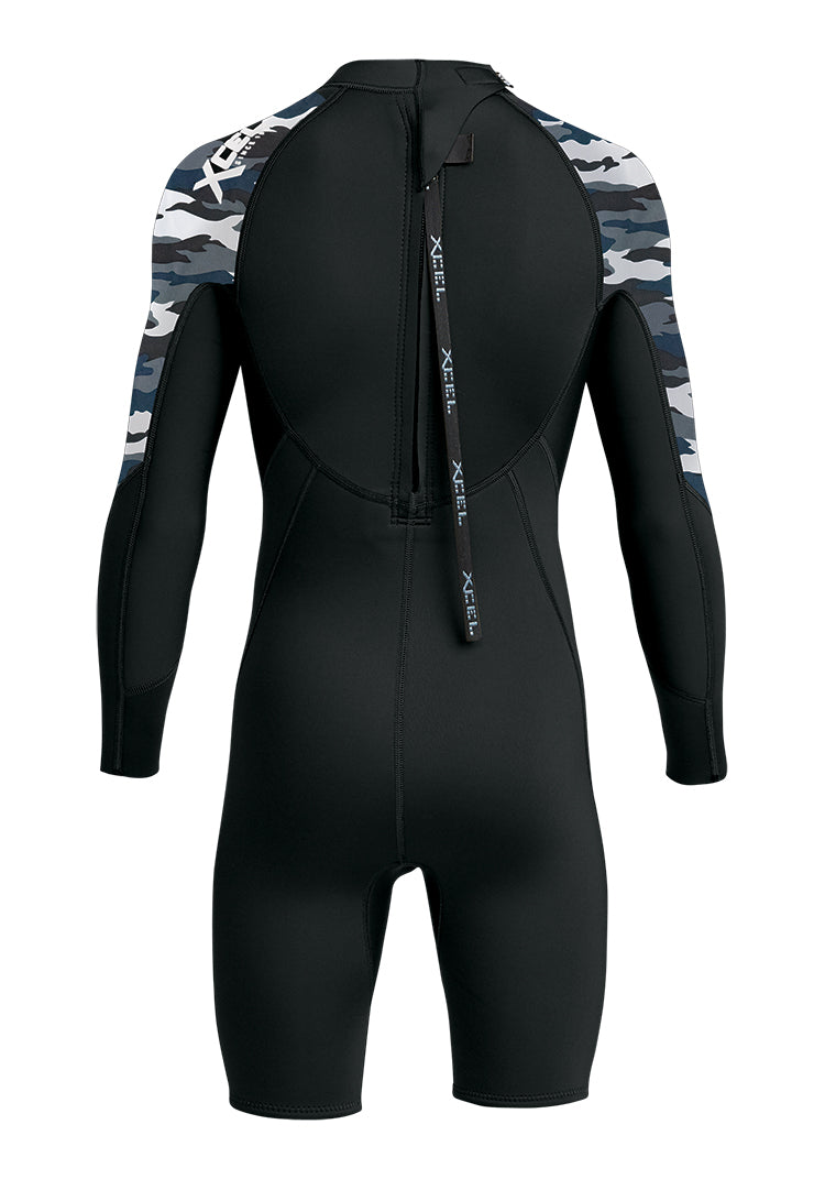 YOUTH AXIS LONG SLEEVE 2MM SPRINGSUIT SP20
